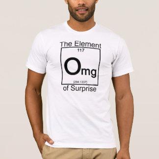 T-shirt Chemises légères de l'élément OMG