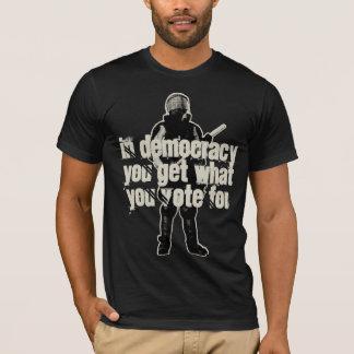 T-shirt Chemises personnalisables de cannette de fil