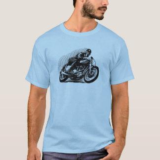T-shirt Chemises vintages de moto - type de coureur
