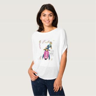 T-shirt Chemisette Accidentelle