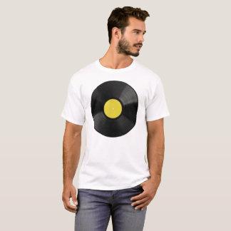 T-shirt Chemisette avec Vinyle