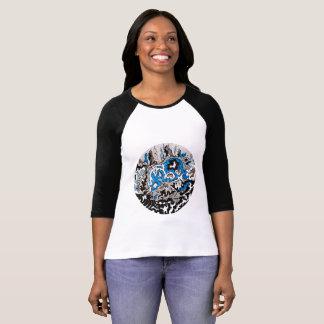 T-shirt Chemisette doodle #26