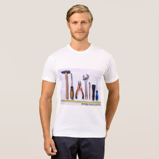 T-shirt Chemisette outils