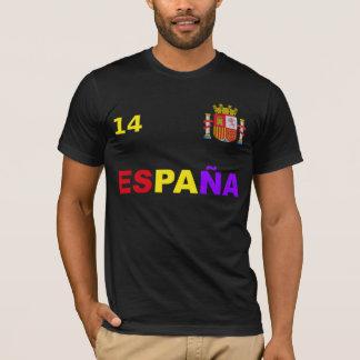 T-shirt Chemisette République espagnole