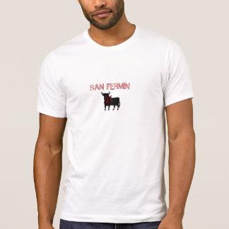 T-shirt Chemisette San Fermín