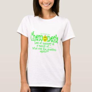 T-shirt chemoNEON