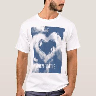 T-shirt chemtrail