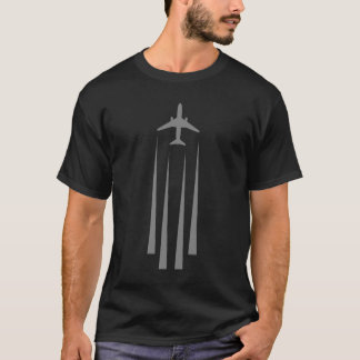 T-shirt Chemtrails - 4