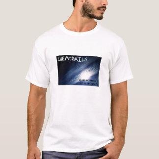 T-shirt Chemtrails - vous l'avez vu