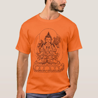 T-shirt Chenrezigbrn