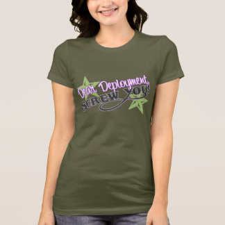 T-shirt Cher Deployment, vous vissent !