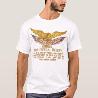 T-shirt Cher Federal Reserve