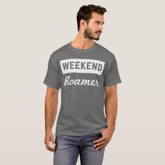 T-shirt Chercheur d'aventure d'amusement de Roamer de