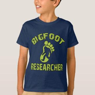 T-shirt Chercheur de Bigfoot