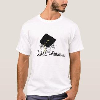 T-shirt Chercheur froid