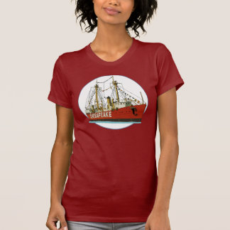 T-shirt Chesapeake de bateau-phare