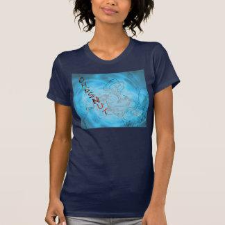 T-shirt Chesnut ! Pièce en t côtière de cow-girl
