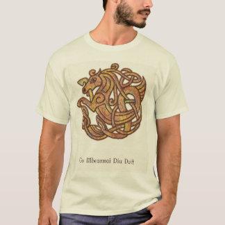 T-shirt Cheval celtique