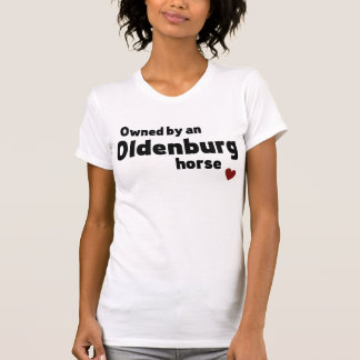 T-shirt Cheval d'Oldenbourg