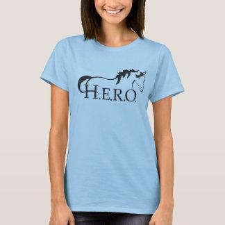 T-shirt Cheval, éducation, organisation de délivrance