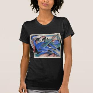 T-shirt Cheval endormi par Franz Marc