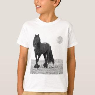 T-shirt Cheval parfait
