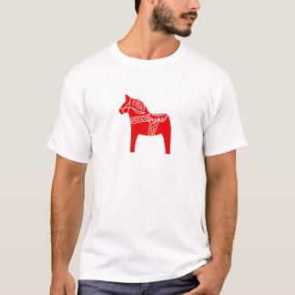 T-shirt Cheval rouge de Dala
