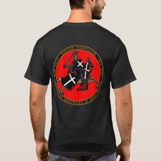 T-shirt Chevaliers Hospitaller chargeant dans le joint