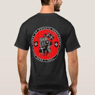 T-shirt Chevaliers Hospitaller marchant pour lutter la