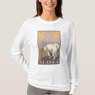 T-shirt Chèvre de montagne - Wrangell, Alaska