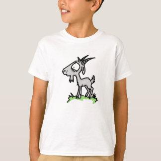 T-shirt Chèvre inquiétée KNSFarm