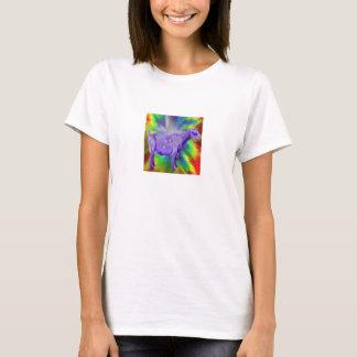 T-shirt Chèvre naine nigérienne de partie de ferme de KNS