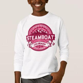T-shirt Chèvrefeuille de bateau à vapeur