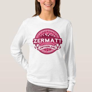 T-shirt Chèvrefeuille de Zermatt Suisse