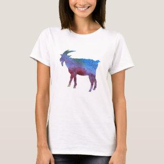 T-shirt Chèvres lavées par couleur