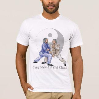 T-shirt Chi Ch'uan de T'ai de style de Yang