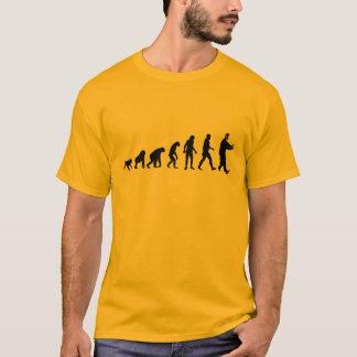 T-shirt Chi de Tai d'évolution humaine
