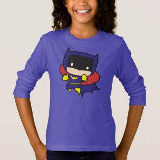 T-shirt Chibi bilatéral Batgirl