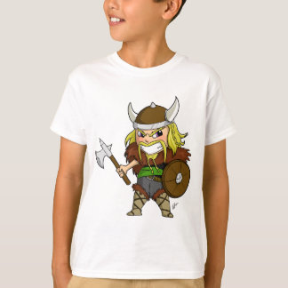 T-shirt Chibi Viking