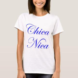 T-shirt Chica Nica
