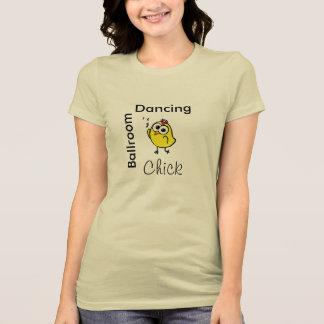 T-shirt Chickadee de salle de bal ! - Studio de danse de