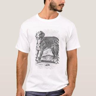 T-shirt Chien
