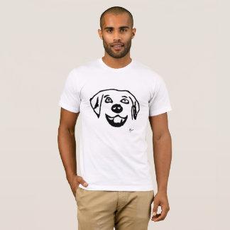 T-shirt Chien - Adolf Lorenzo
