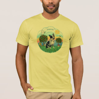 T-shirt Chien australien 1 de bétail