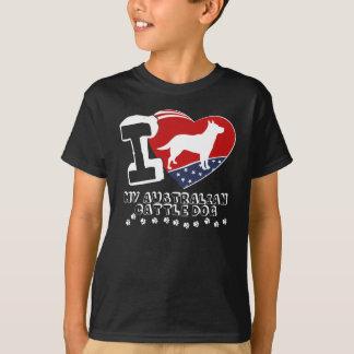 T-shirt Chien australien de bétail (ACD)