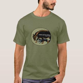 T-shirt Chien australien de bétail - l'esprit déplace la