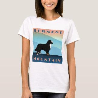 T-shirt Chien bleu de Bernese de montagne