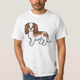 T-shirt Chien cavalier d'épagneul du Roi Charles de