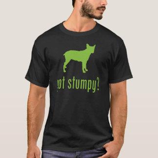 T-shirt Chien courtaud de bétail de queue