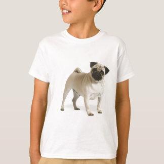 T-shirt Chien de carlin